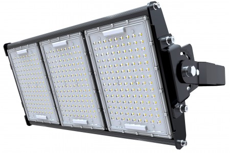 360W LED Industrial Drag-line Lighting Fixture