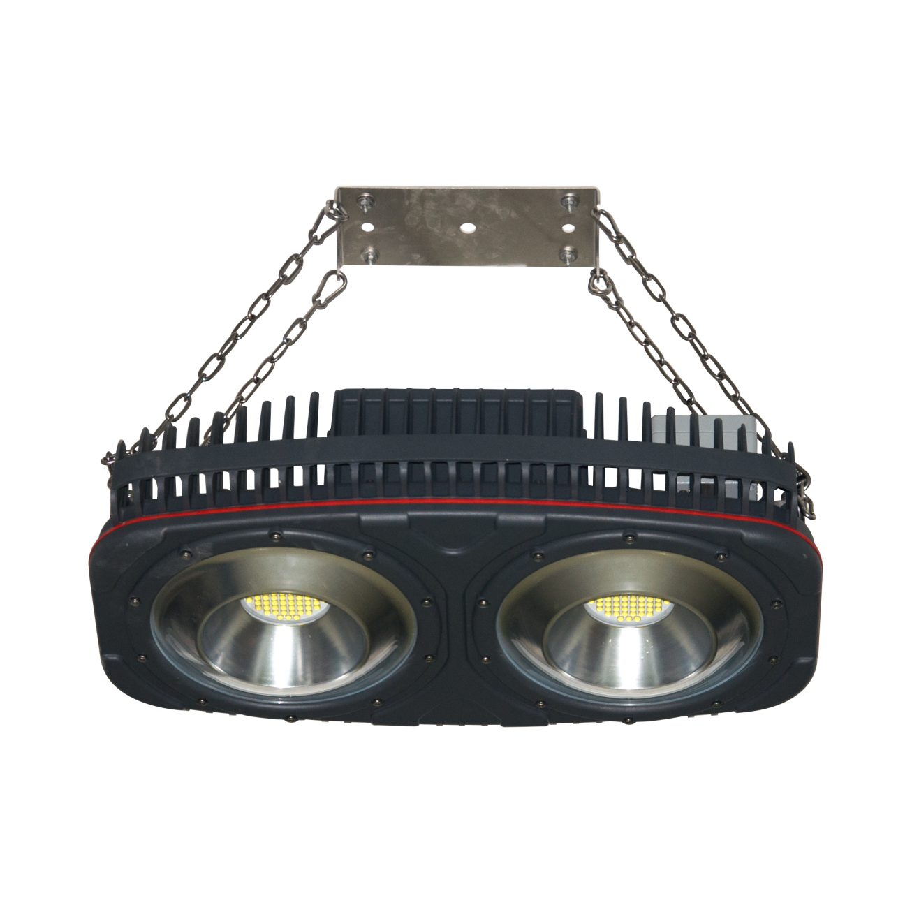 120W-1000W INDUSTRIAL LED FLOOD LIGHT - SUSPENDED
