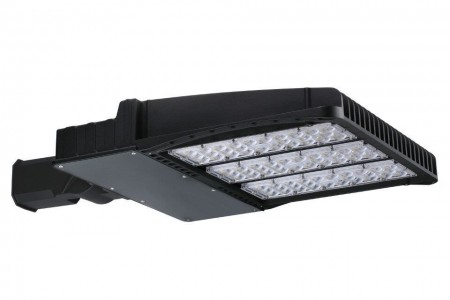 300W LED Slim Shoebox Light Fixture