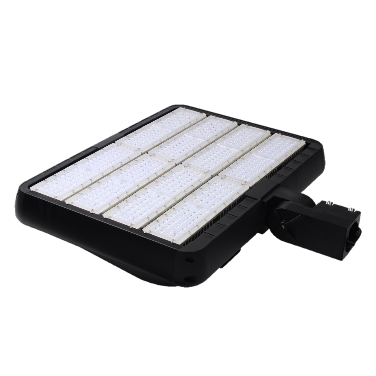 Led Light Fixture Power Factor: 480w LED Area Lighting Fixture