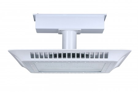 150W LED Canopy Fixture Fuel Station