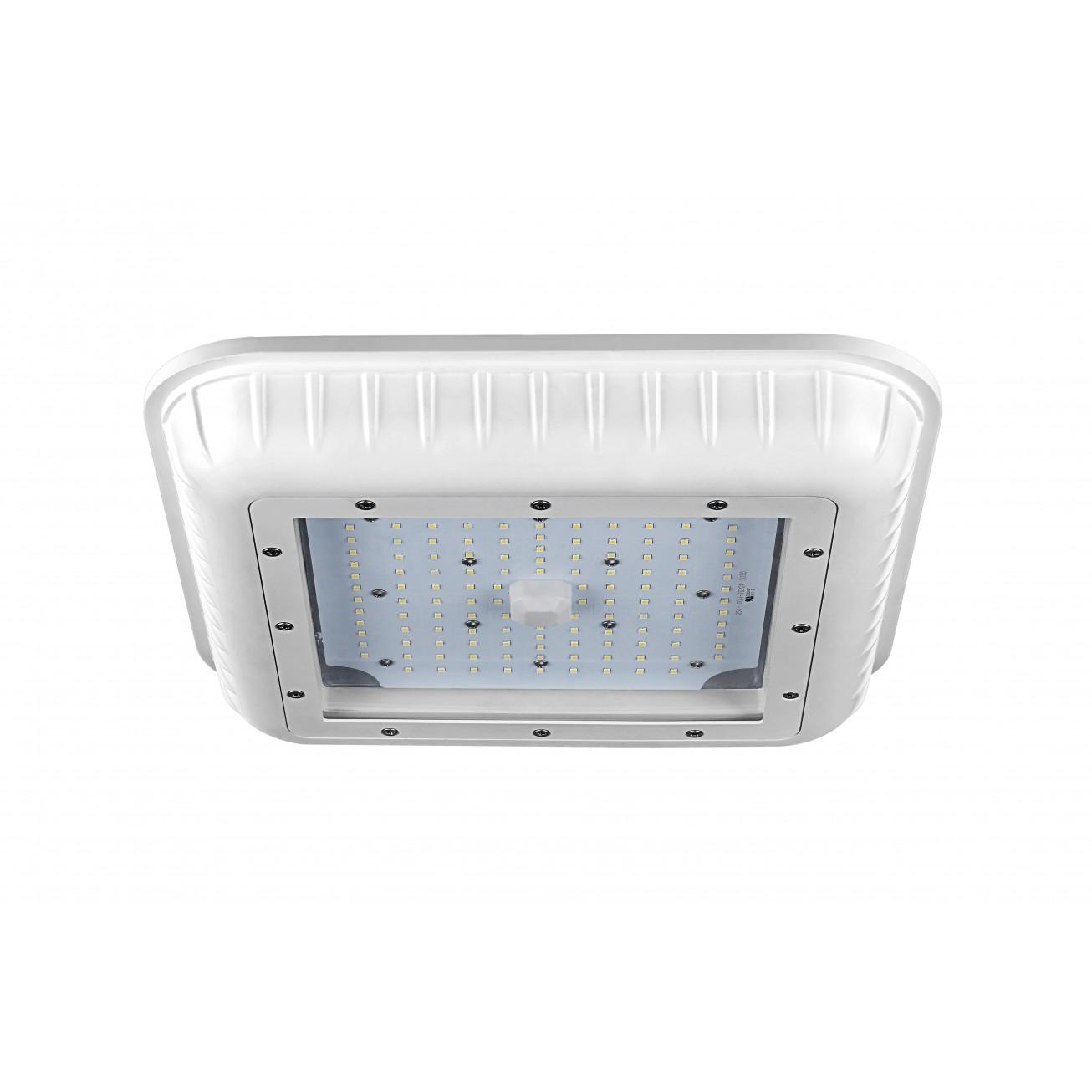 100W LED Fuel Station Retrofit Kit