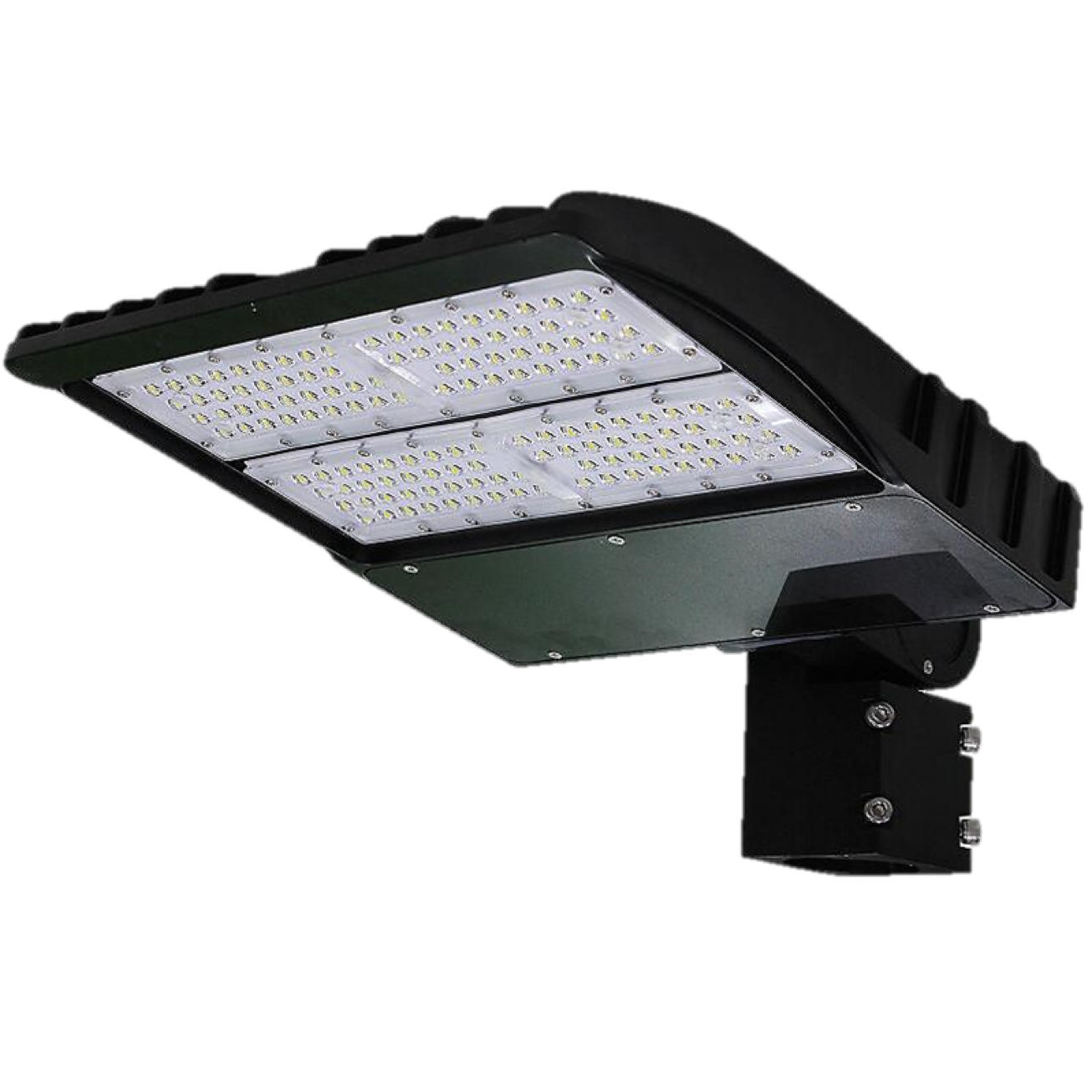 185W LED G5 Shoebox Light Fixture