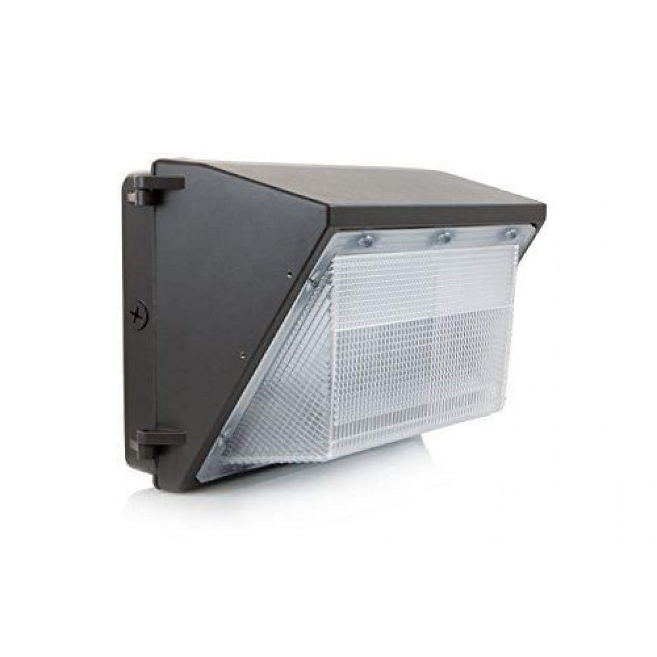 60w LED Wall Pack Traditional - 347vac