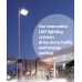 120W LED Canopy fixture for Fuel Station