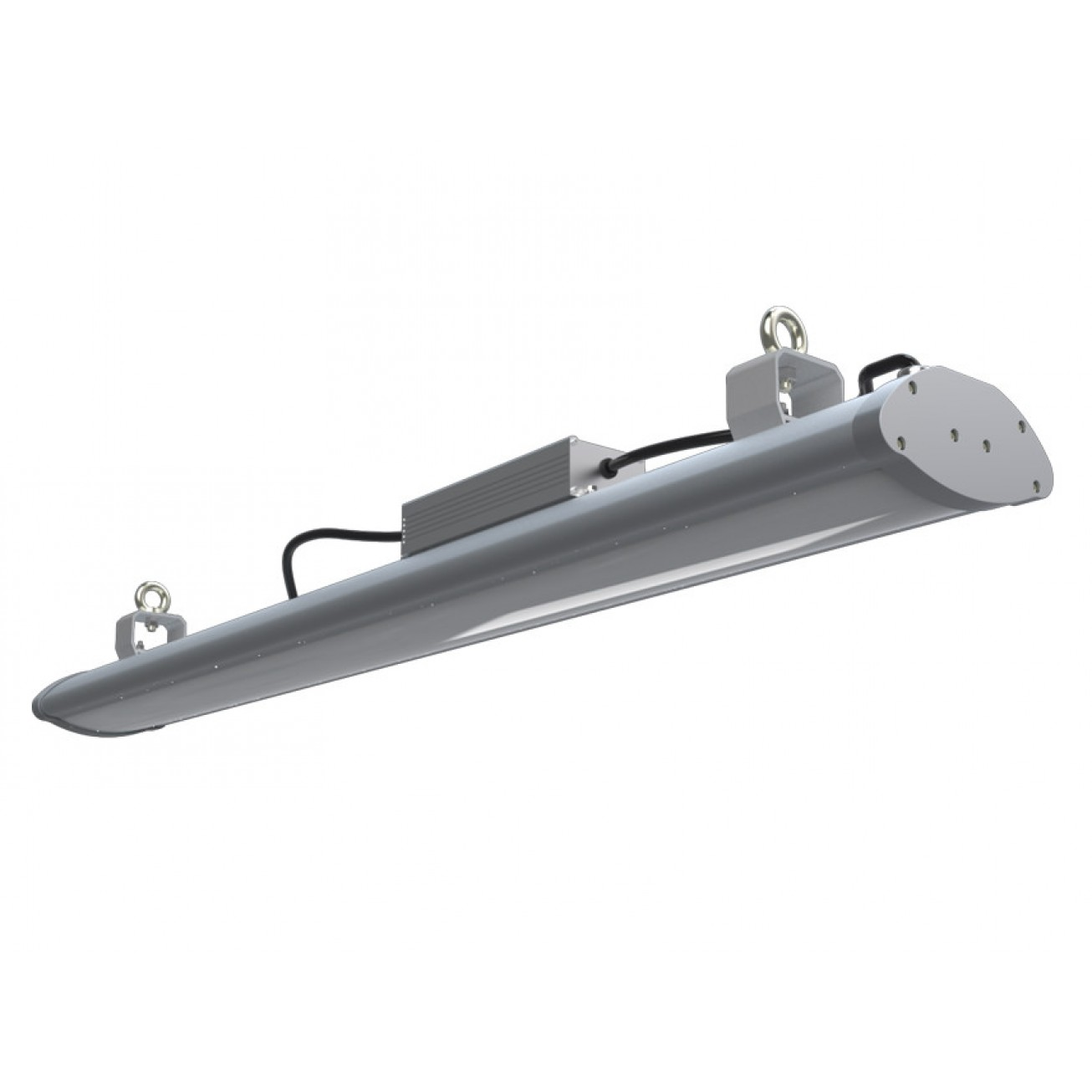 Cleanline Industrial LED Linear High Bay Light Fixture