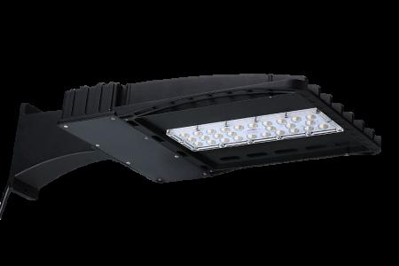 100W LED Slim Shoebox Light Fixture